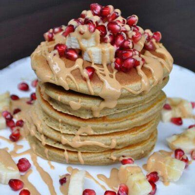 pancake vanilla