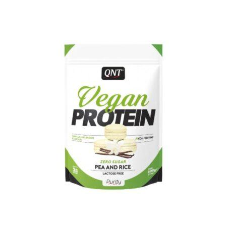 vegan protein vanilia pancake