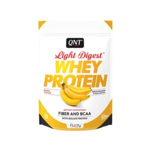 light digest whey protein banana