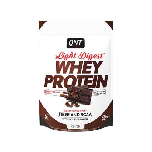 light digest whey protein belgium chocolate