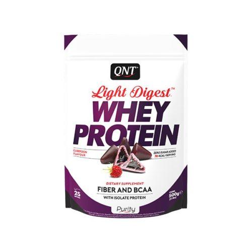 light digest whey protein cuberdon