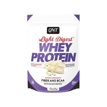 light digest whey protein white chocolate