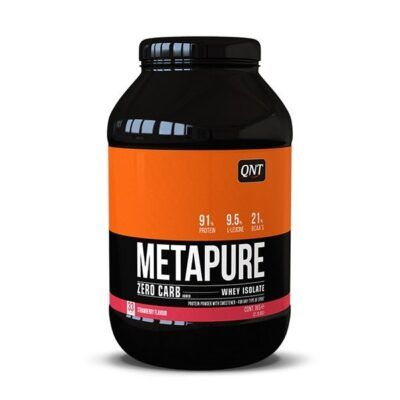 metapure zero carb strawberry