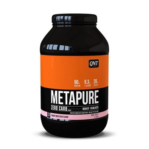 metapure zero carb yoghurt forest fruits