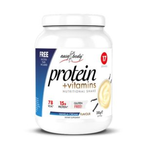 protein powder vanilla cream
