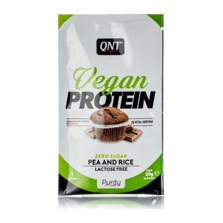 QNT Vegan Protein Chocolate G