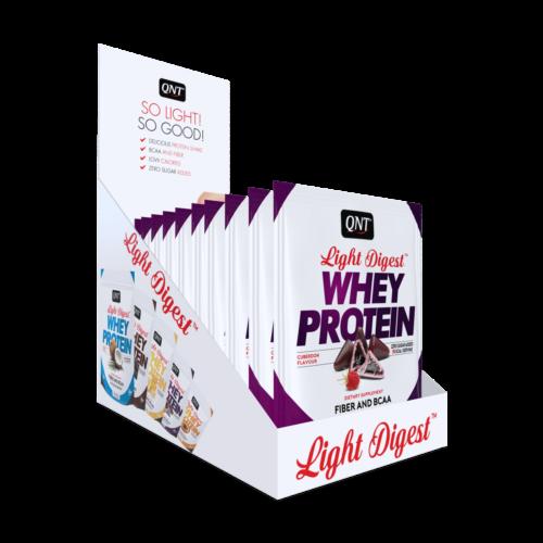 Light digest whey protein box cuberdon