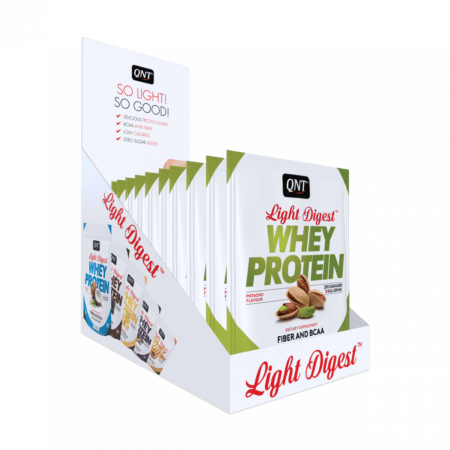 Light digest whey protein box pistachio