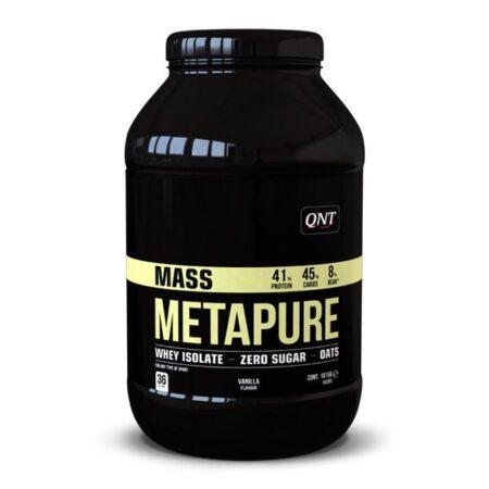 metapure mass vanilla