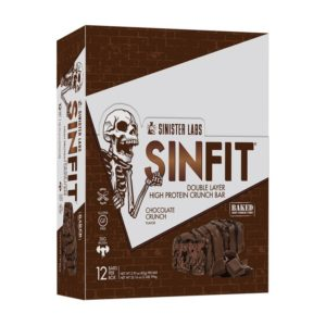 SINFIT  CHOCOLATE CRUNCH