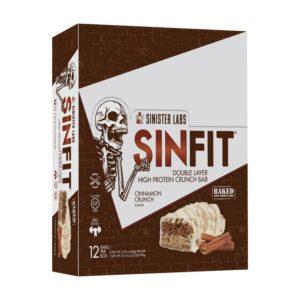SINFIT  CINNAMON CRUNCH