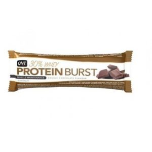 qnt protein burst bar g chocolate