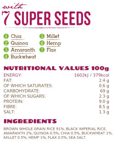 rice up  super seeds