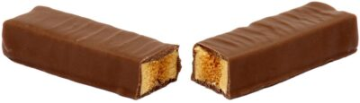 crunchie cross section