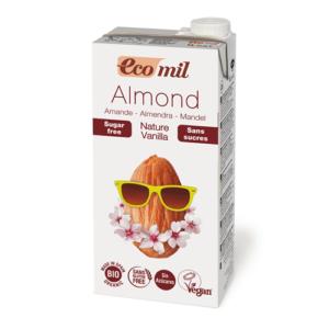 ecomil almond sin az cares vainilla bio l