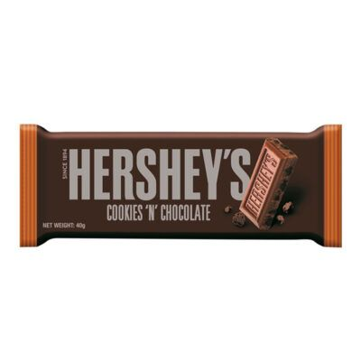hersheys cookies n chocolate g