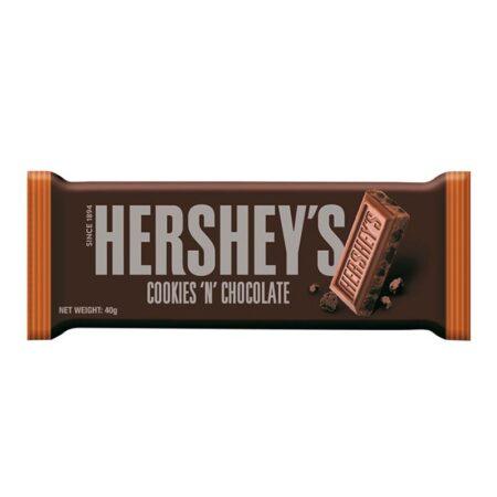 hersheys cookies n chocolate g
