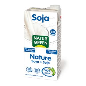 naturgreen soja nature bio  l