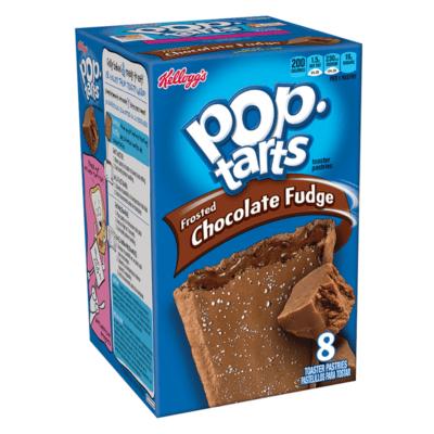 pop tarts chocolate fudge  pack