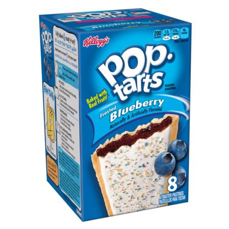 poptarts blueberry