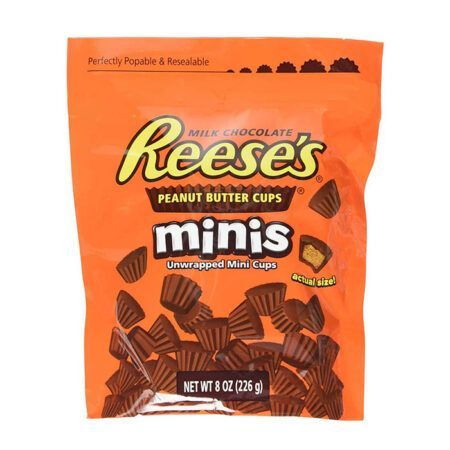 reeses pb cup minis g