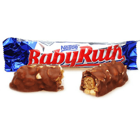 baby ruth bar nestle grande