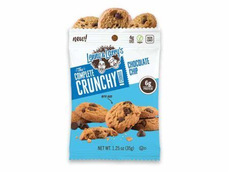 Crunchy cookie lenny larry