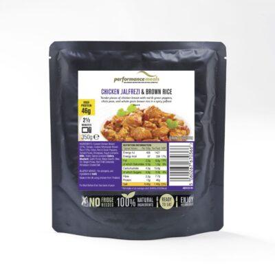 chicken jalfrezi pack