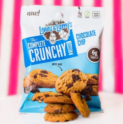 lenny larrys complete crunchy cookies chocolate chip pick mix uk