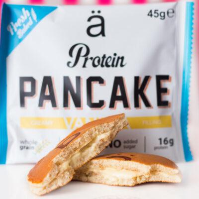 nano fresh baked protein pancake vanilla flavour pick mix uk
