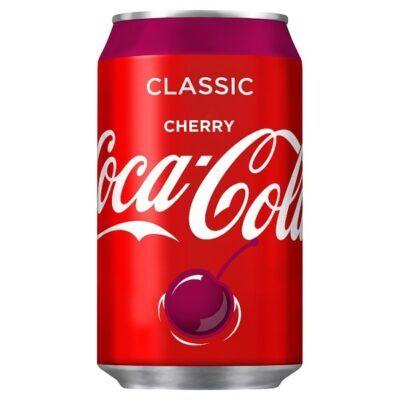 coco cola cherry coke ml