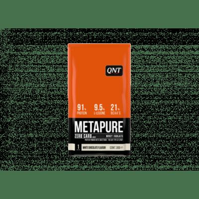 metapure whey protein isolate box white chocolate
