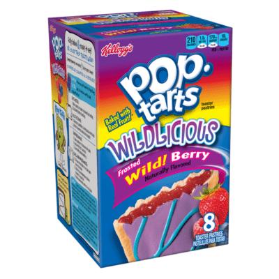 pop tarts wildberry wildlicious  pack