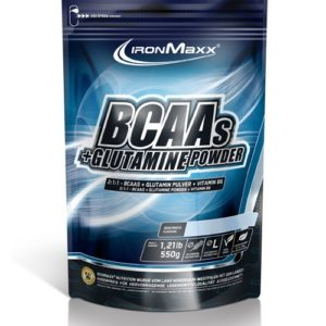 ironmaxx bcaa powder  gr