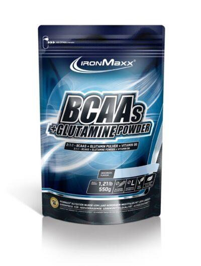 ironmaxx bcaa powder  gr