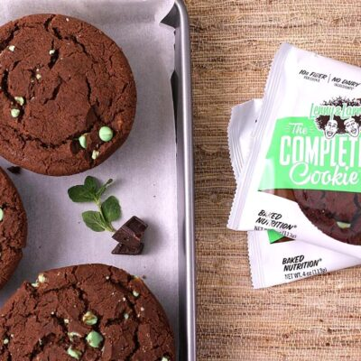 choc o mint complete cookie protein ngt