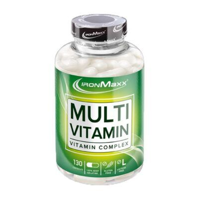 ironmaxx nutrition multi vitamin caps enlarge