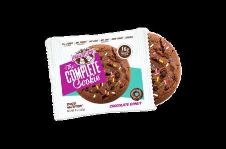 lenny larrys chocolate donut cookie vegan protein pick mix uk