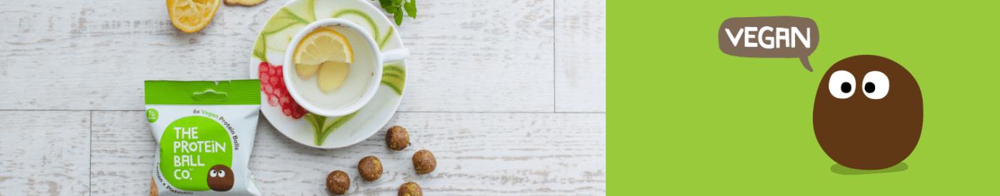 vegan lemon pistachio banner