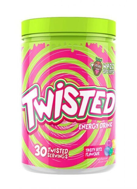 wazz sports twisted pre workout
