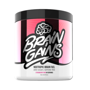 brain gains strawberry kiwi