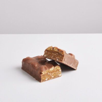 snickers protein flapjack mini