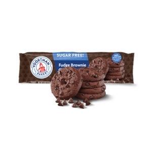 voortman fudge brownie