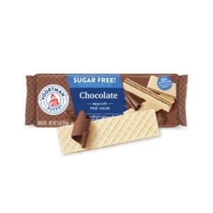 voortman waffer chocolate