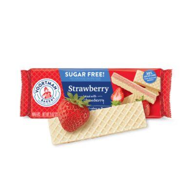 voortman waffer strawberry