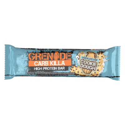Grenade Carb Killa Μπάρες Υψηλής Πρωτείνης Chocolate Chip Cookie Dough γρ