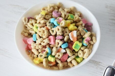 Bowl of Lucky Charms