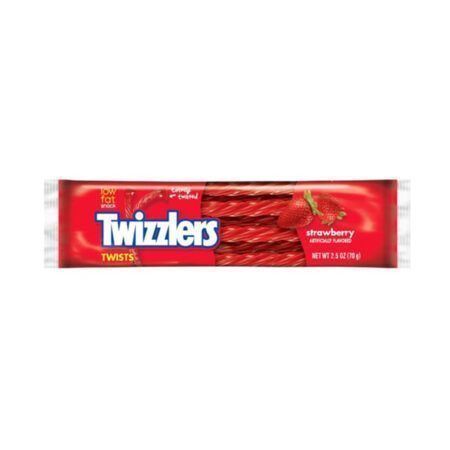 TWIZZLERS STRAWBERRY SKROUTZ