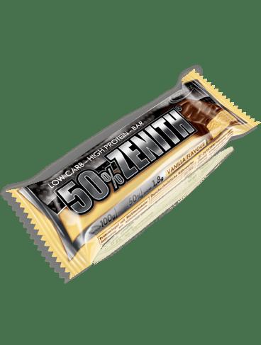 ironmaxx  prozent zenith vanilla g bar