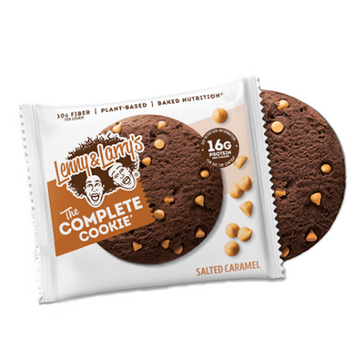 lenny larrys new salted caramel cookie protein pick mix uk